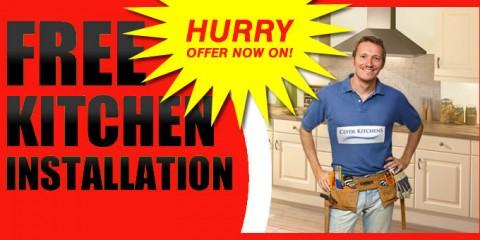 free installation offer